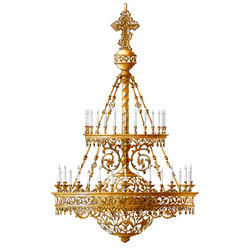 Chandeliers and Sconces - фото