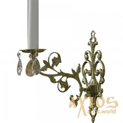 Sconce, 1 candle, C 01-1 - фото