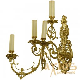 Sconce, 4 candles, С 05-4 - фото