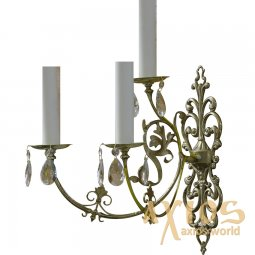 Sconce, 3 candles, С 06-3 - фото