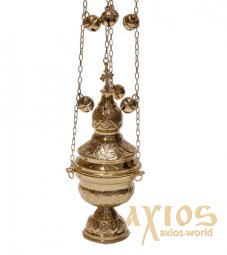Censer of brass (Greece) - фото