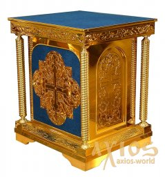The altar is 75x85x98 cm, bulat, dsp, chasing, non-separable - фото