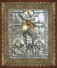 Icon of the Holy Prince Alexander Nevsky