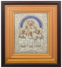Holy Martyrs Faith, Hope, Love and their Mother Sophia Icon