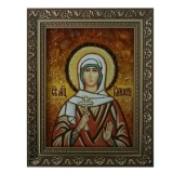The Amber Icon The Holy Martyr Kyrien 30x40 cm