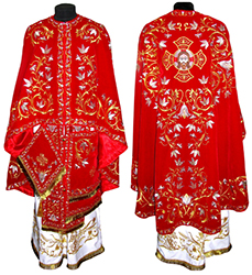 Greek-Style Vestments - фото