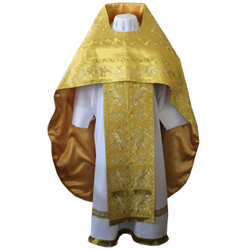 Priest Vestments - фото