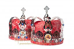 Wedding crowns - фото