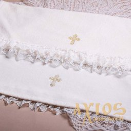 Towels with baptism Rite (77139) - фото