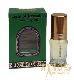 Incense - The Light of Jerusalem, in green packaging - фото
