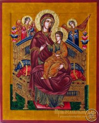 "Icon of the Mother of God ""Queen of All"" - фото"