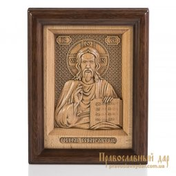 Carved Icon The Lord Almighty - фото