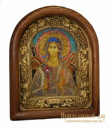 Icon of beads of the Holy Guardian Angel - фото