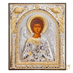 Icon of the Holy Guardian Angel 15x18 cm Greece - фото