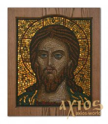 Icon of mosaic Lord Almighty - фото