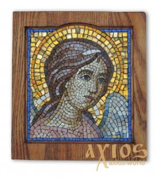 Icon of mosaic Angel - фото