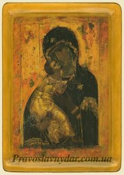 The Vladimir Icon of the Mother of God - фото