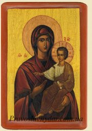 The Icon Of The Virgin Hodegetria, Juvenal Mokritsky - фото