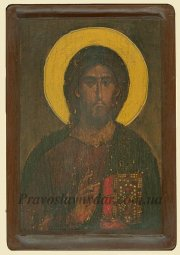 <<The icon Christ Pantocrator on Holy Mount Athos>> - фото