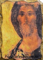 Rublev`s icon of the Savior - фото