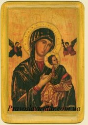 <<The icon of Our Mother of Perpetual Help>> - фото