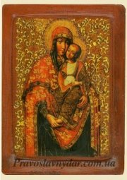 Icon of the Mother of God Praying(XVI century) - фото