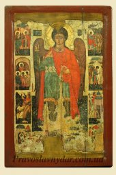 Icon of the Archangel Michael - фото