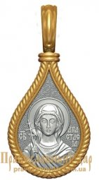 "The Icon ""Saint Anastasia.the great Martyr"" - фото"