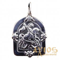 Pendant «George the Victorious», O 13128 - фото